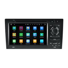 Navegação estéreo do carro para Audi A8 S8 Navegação GPS Radio CD DVD Headunit Multimídia com 3G WiFi