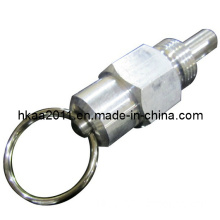 Precision Stainless Steel Spring Loaded Pin, Latch Pin, Lock Pin Latch Manfacturer