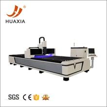 Máquinas para processamento de chapas a laser de fibra