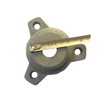 ISO9001 OEM service resin sand iron casting part