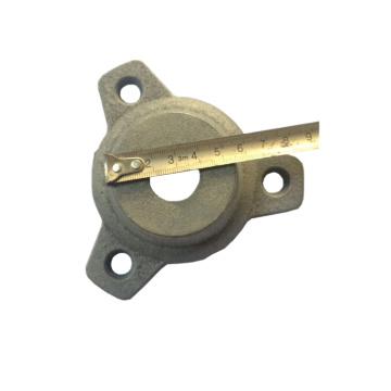 Peça da carcaça do ferro da areia da resina do serviço do OEM ISO9001