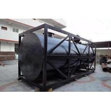 Heating Coal Tar Transport Tank Container