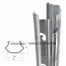 Vineyard Metal Trellis Post máquina