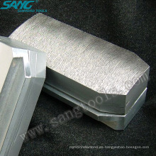 Metal Diamond Fickert para pulido