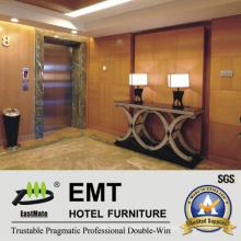 Mobiliario moderno de los sectores públicos muebles decorados Escritorio mesa de luz Flower-Stand (EMT-CA31)