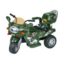 3 roues 6V alimentation à piles télécommande enfants chevauchent sur le jouet de moto
