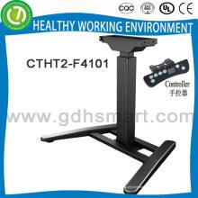 Апиа регулируемая по высоте рамка для продажа панели и автоматического управления кнопка на одной ноге стол для продажи