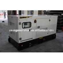 Generador diesel bajo de rpm 42KVA, motor chino refrigerado por agua para la venta caliente