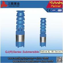 Qj (R) de la serie de la bomba eléctrica sumergible