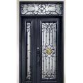 Good Price American Standard Security Wrought Iron Door