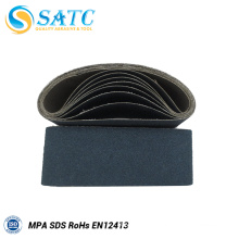 Abrasive tools zirconium sanding belt for wood and metal