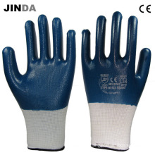 Nitrile Coated PPE Work Gloves (NW001)
