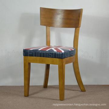 Western Design Chair Old Wood Sedie Ristorante for Sale (SP-EC655)