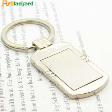 Custom Zinc Alloy Souvenir Key Chain