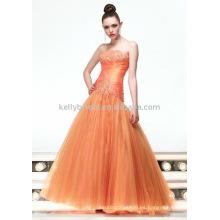 2015 Venta caliente vestido de bola se viste de noche