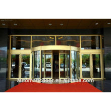 DPER two wing automatic revolving door
