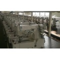 High Speed Flatbed Interlock Sewing Machine