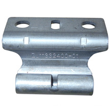 Soem CNC, der das Metall stempelt, das Teile stempelt (025)