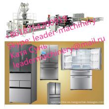 ABS PMMA PS HIPS Hoja de refrigerador Co-Extrusion Line \ Maquinaria Pruduction