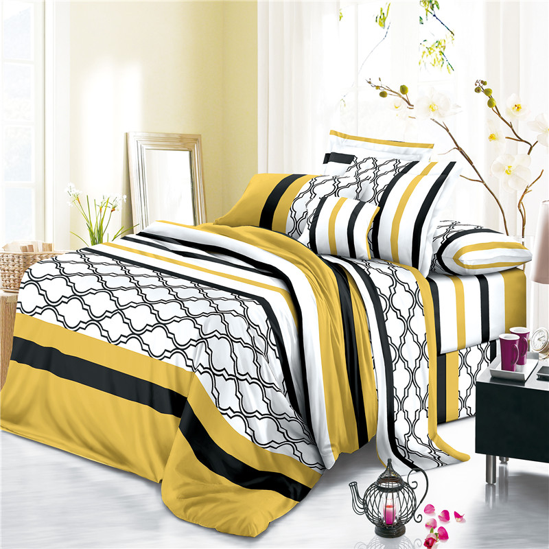 Polyester Disperse Print Bed Sheets Fabric