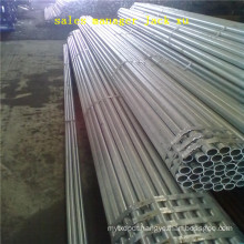 SCH40 hot dip galvanized/GI pipe/astm a106 grade b seamless carbon steel pipe