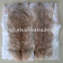 Natural Rabbit Fur Cushion Cover