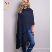 Chunky Knit Ladies Cape Girls Womens Shawls
