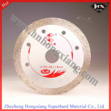 115mm Diamond Cutting Disc for Ceramic Tiles