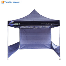 Advertising trade show popup canopy tent