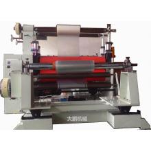 Rouler pour rouler la machine de stratification pour la mousse conductrice et le tissu non tissé