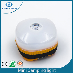 Mini luces que acampan recargables del USB LED