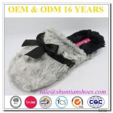 fashion newest design winter warm indoor slipper