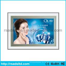 LED-Werbungs-Plakatrahmen-Leuchtkasten
