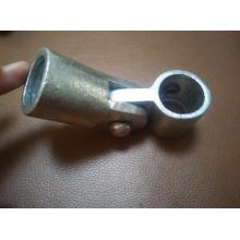 Galvanized Malleable iron key Pipe clamp fitting
