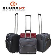 Trolleycase d'ordinateur portable de deux roues de Chubont pour le voyage et les affaires