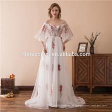 2018 alta moda vestido de noite vestido plus size sem mangas lace maxi longo vestido