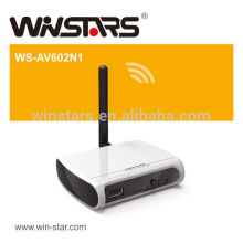 Wireless HDTV Android TV dongle/Box with HDTV(802.11 b/g/n)
