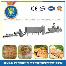 Productos de venta caliente proteína de soja que hace la maquinaria de la máquina