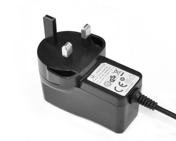 10V1.5A Adapter Interchangeable Plug