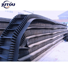 China Factory Supply Wear Resistant Side wall Skirts bucket Rubber Conveyor Belt For Stone Crusher