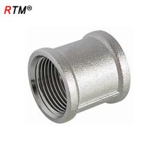 B17 4 13 latón igual conector de acoplamiento conector de tubo de cobre conector