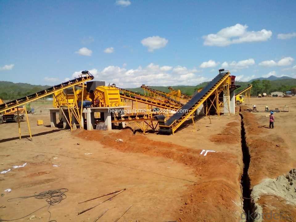 Construction Sand Crushing Equipment