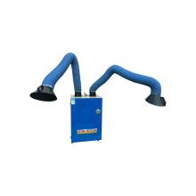 Máquina de extracción de humos de ventilación de aire portátil de soldadura