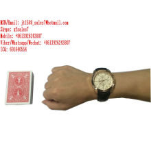 XF Automatic Scanning Infrared Watch Camera To Scan Invisible Sides Bar-Codes Marked Playing Cards