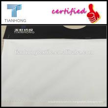 couleurs polyester tissu spandex/Different coton de tissus teints/haute qualité tissu teint