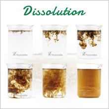 Humate potassique super soluble dans l'eau de 100% avec l'eau anti-dure