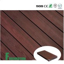 Co-Extrusion Waterproof WPC Wood Plastic Composite Outdoor Decking Floor