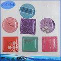 Colorful Resin Dome Epoxy Custom Hologram Sticker