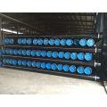 ASTM A106 Gr.B vierge peinture laminée à chaud de la structure de carbone sans soudure