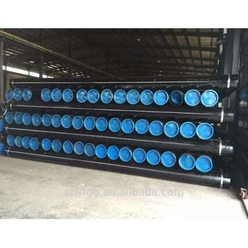 Nahtloses Rohr ASTM A106 Gr.B-Leerlack warmgewalzte Kohlenstoffstruktur